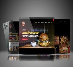 Restoran Cafe ve Burger E-Ticaret Sitesi